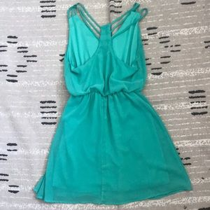Poetry Dresses - Francesca's Teal Sundress